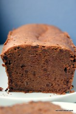 Mittelding aus Schokokuchen und Cheesecake