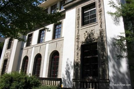 Impressionen Dortmunder Kaiserviertel