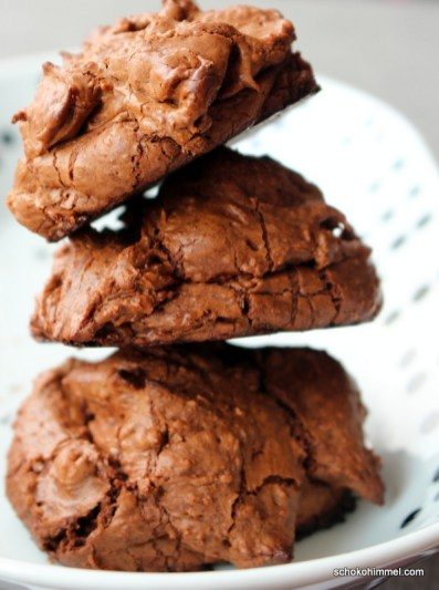 unfassbar schokoladige Brownie-Cookies
