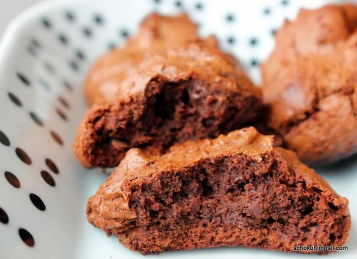 Kann denn ein Brownie-Cookie Sünde sein?