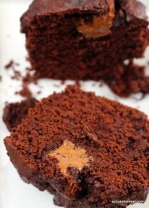 Schokolade und Nougat