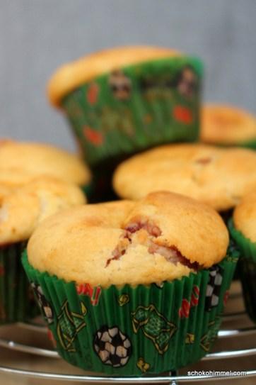Marmeladige Muffins