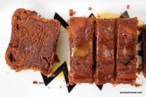 Traumpaar Schokolade und Karamell