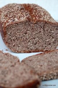 eine Scheibe Brot?