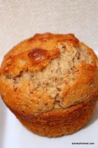 sooo saftige Muffins mit Mandeln