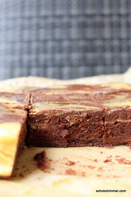 supercremige Brownies