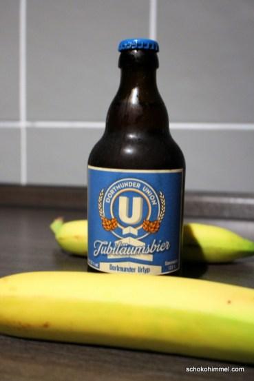 wenn Dortmunder Bier im Kuchenteig landet...