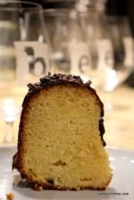 perfekt für die Adventszeit: Kuchen mit Marzipan