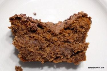 saftig und aromatisch: Kuchen mit Maronencreme