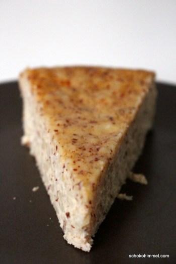 ein Stück Michreis-Kuchen