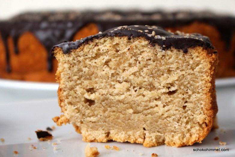 orientalische Versuchung: Tahini-Kuchen
