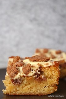 fudgy Blondies