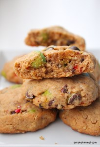 chewy Peanutbutter-Cookies