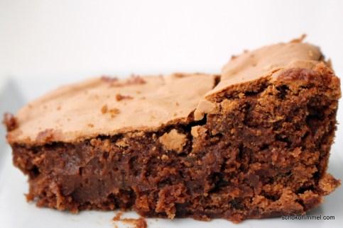 fudgy Maronen-Brownies