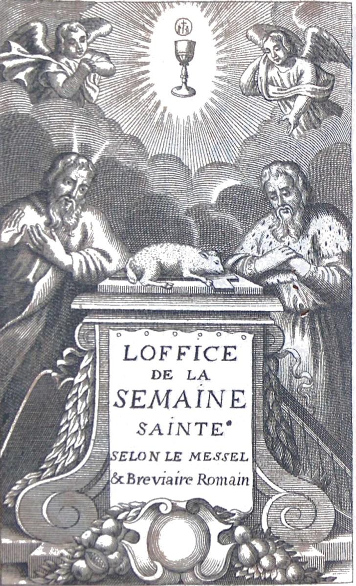 Catéchisme sur la Semaine Sainte