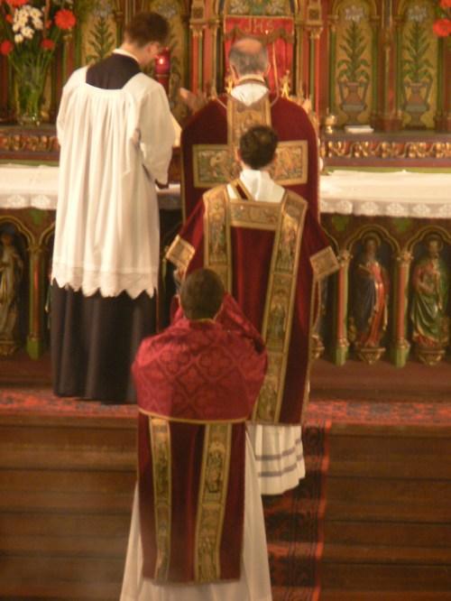Solennité de saint Eugène