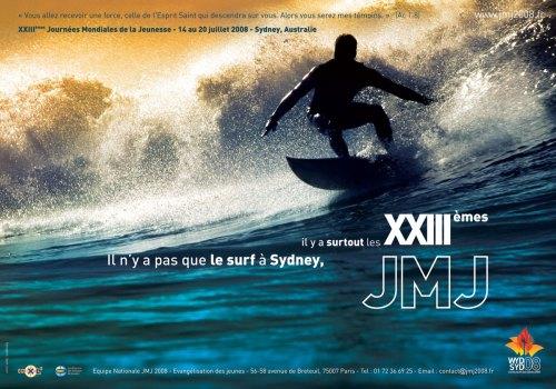 Surf et JMJ