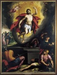 La Résurrection, par Tassel