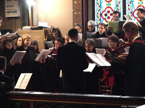 Fête de sainte Cécile 2009