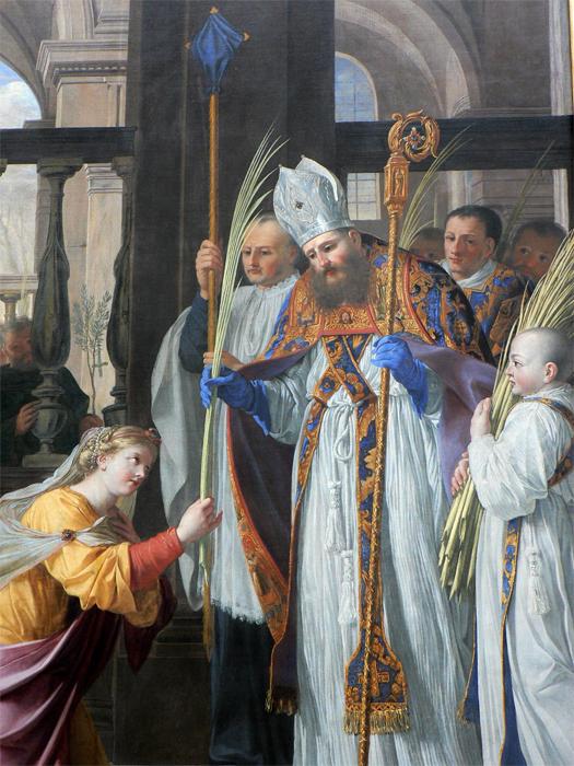 La réforme de la Semaine Sainte de 1955 - 1ère partie - Le dimanche des Rameaux