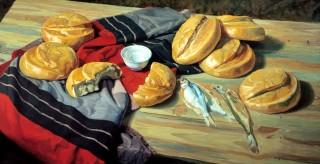 Victor Matorin, La Multiplication des pains
