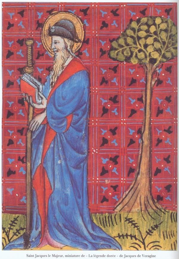 Messe de saint Jacques le Majeur