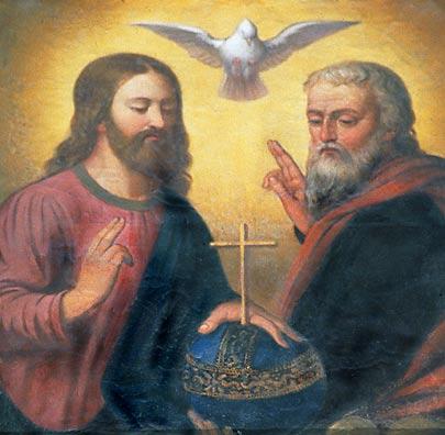 Catéchisme sur la très-sainte Trinité
