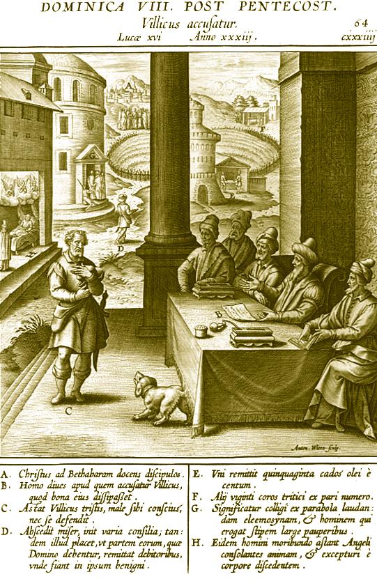 Programme du VIIIème dimanche après la Pentecôte