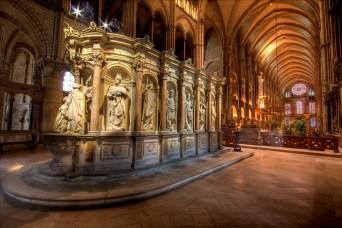 Reims - Tombeau de saint Remi