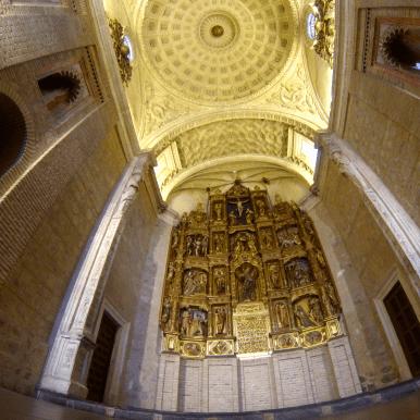 Iglesia de San Román (Toledo) - Eglise de Saint Romain (Tolède)