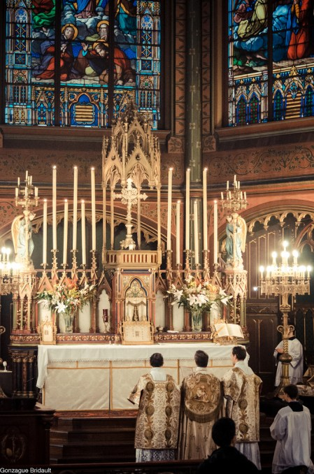 04-Immaculée Conception 2013 - Prières après l'aspersion dominicale