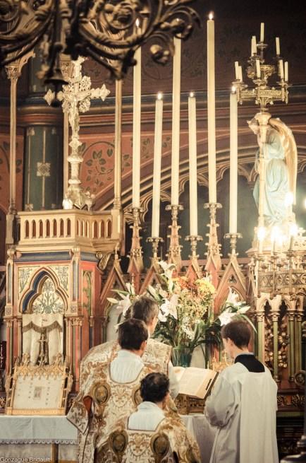 05-Immaculée Conception 2013 - A l'introït de la messe
