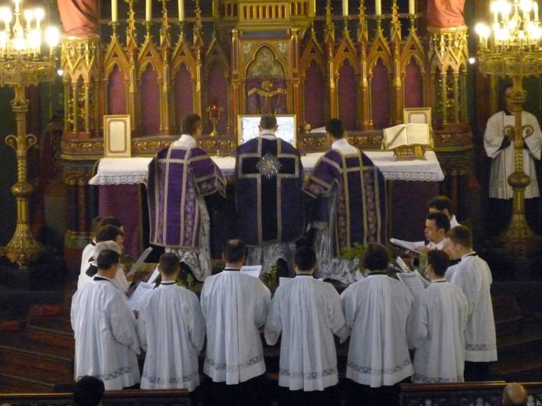 Rameaux 2014 - 24 - introït de la messe