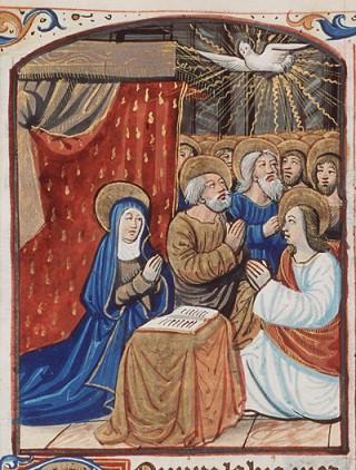 La Pentecôte – Fête élaguée ou restaurée ? La suppression de l'antique vigile baptismale de la Pentecôte