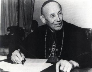 Augustin, Cardinal Bea, SJ (1881 - 1968) du titre de Saint Sabas