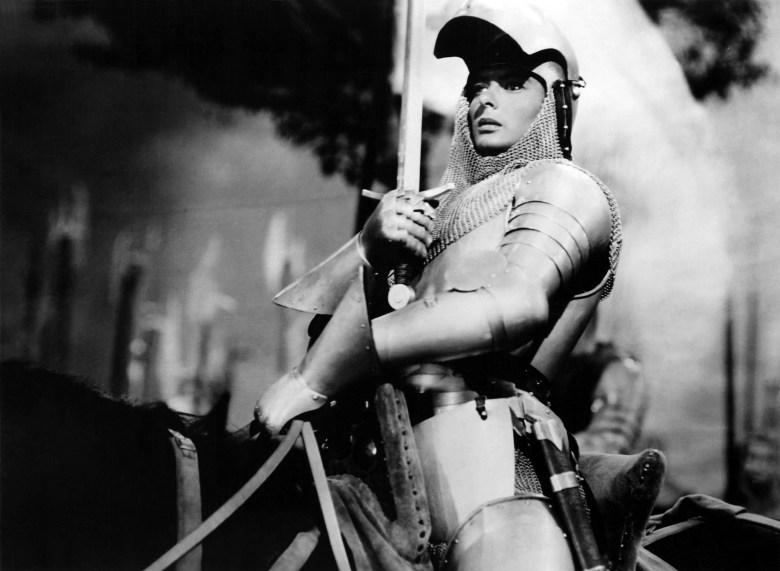 Sainte Jeanne d'Arc par Ingrid Bergman