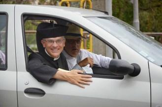 01 - Départ pour Albenga en voiture