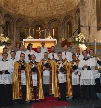 02 - Premières vêpres solennelles de la fête de Nostra Signora della Guardia