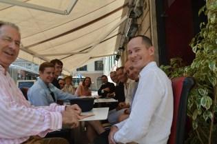 05 - Dernier repas avant de quitter Gênes