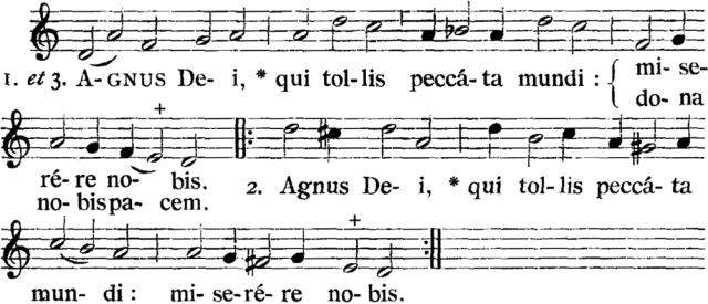 05 - Messe royale du Ier ton d'Henry du Mont - Agnus Dei