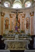 08 - le maître-autel restauré de Nostra Signora della Rovere