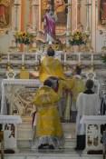 19 - Messe des 7 joies de la Vierge - élévation de l'hostie