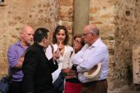 21 - Visite du baptistère paléo-chrétien d'Albenga, datant du VIème siècle