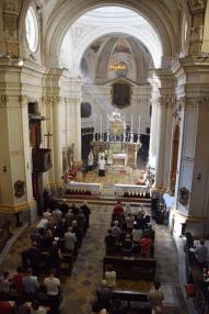Messe du XIème dimanche après la Pentecôte à Turin 10