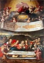 Représentation du saint Suaire