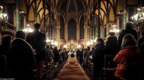 Requiem pour Louis XVI en 2014 - depuis la nef