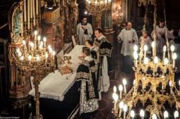 Requiem pour Louis XVI en 2014 - messe solennelle