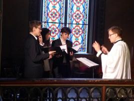 Rameaux 2015 - 26 - Miserere d'Allegri à la communion - le chœur des enfants