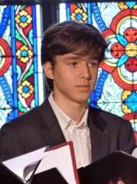 Rameaux 2015 - 31 - Miserere d'Allegri à la communion - le chœur des enfants