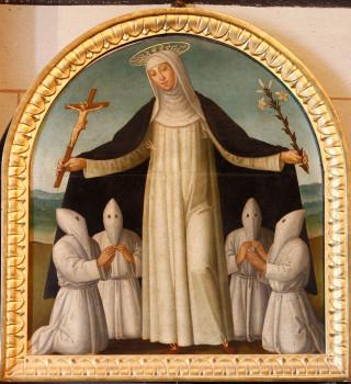 Programme de la fête de sainte Catherine de Sienne